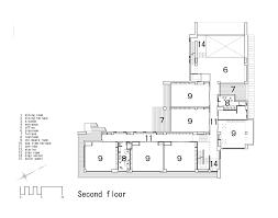 Kindergarten Floor Plan Examples Ob Kindergarten And Nursery Hibinosekkei Youji No Shiro