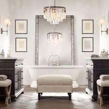 Designer Bathroom Lighting Bathroom Glamorous Modern Bathroom With Bathroom Lighting