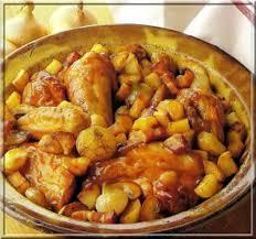recette cuisine grand mere recette de poulet cocotte grand mère par zoeetnous