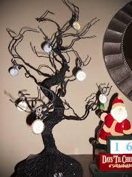 chatty stamper nightmare before christmas tree