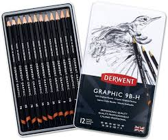 beginner u0027s guide to graphite drawing pencils rapidfireart