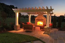Build An Outdoor Fireplace by 3 Reasons Why You Need An Outdoor Fireplace
