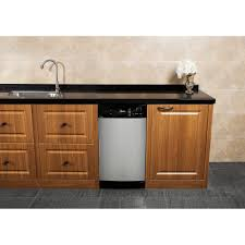 Install A Dishwasher In An Existing Kitchen Cabinet Midea 18
