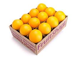 organic fruit delivery navel oranges 12 ct in season fruit delivery fruitshare