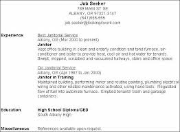 maintenance resume sample 20 sample maintenance resume maintanence