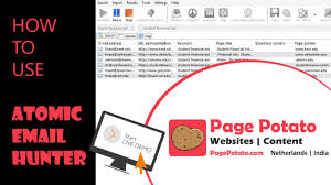 Ucf Resume How To Use Atomic Email Hunter To Extract Edu Email Ids For Your