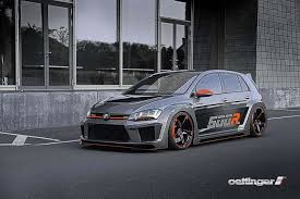 volkswagen gti 2015 custom oettinger u0027s 510 hp super golf is as fast u2013 and nearly as expensive