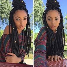 best hair for faux locs are you accessorizing your faux locs 15 faux locs styles with