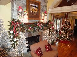 fireplace christmas decorations back to basics gorgeous