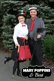 Halloween Costumes Mary Poppins Buy Sew Diy Couples Halloween Costumes