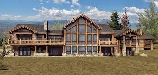 best luxury log cabins floor plans gorgeous 6 plans kensington