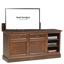Unfinished Tv Armoire Tv Lift Cabinet Ebay