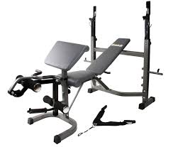 body champ olympic weight bench with preacher curl review