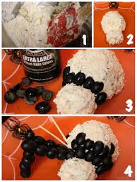 spider cheeseball u0026 other spookactular halloween fun foods with