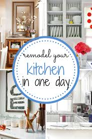 kitchen in a day remodel your kitchen in one day construction remodeled