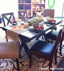 walmart better homes and gardens farmhouse table behind the scenes at better homes and gardens domestic imperfection