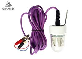 12 volt led fishing lights 12 volt underwater led fishing lights 60w mini size with 6m cable