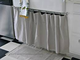 Kitchen Door Curtain by 300 Best Conserve W Cabinet Curtains Images On Pinterest