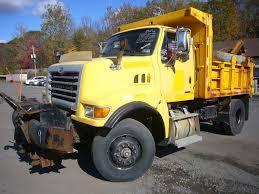 2003 sterling l8500 single axle dump truck for sale by arthur