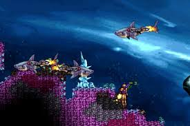 terraria content coming to galactic sandbox game edge of space