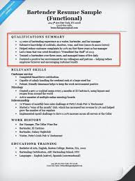 Summary Of Skills Examples For Resume by Create A Resume Profile Steps Tips U0026 Examples Resume Companion