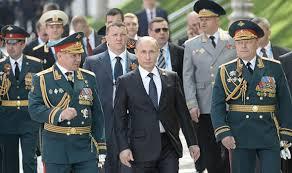 vladimir putin military nato on edge top military chief warns putin is ready to start world