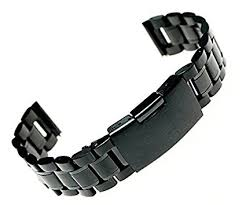 solid stainless steel bracelet images Ritche 22mm watch band premium solid stainless steel jpg