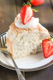 healthy angel food cake recipe only 95 calories sugar free