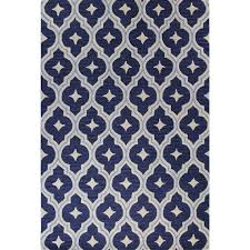 kylie multicolored wool and cotton hand tufted area rug 9 u0027 x 12