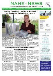 Techniker Krankenkasse Bad Kreuznach Nahenews Kw41 2014 01 By Markus Wolf Issuu