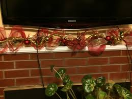 diy deco mesh christmas garland a place for everything