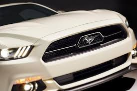 mustang 50th anniversary edition 2015 ford mustang 50th anniversary edition raises 170k for