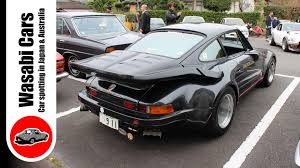 porsche 930 whale tail 1 of 13 gemballa avalanche cyrrus porsche 911 turbo 1988 youtube