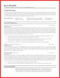 Legal Secretary Resume Attorney Resume Format Law Resume Sample Legal Assistant Resume