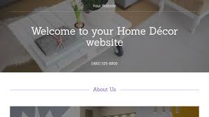 home decor website templates godaddy home decor example 17