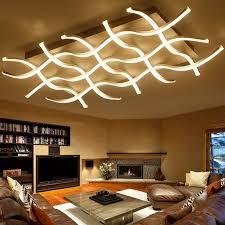 aliexpress com buy ceiling lights led acrylic modern design