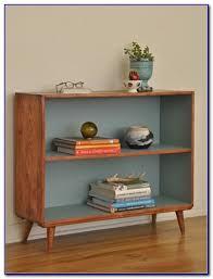 Diy Modern Bookcase Mid Century Modern Bookcase Diy Bookcases Home Design Ideas