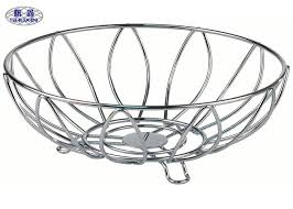 modern fruit basket grade modern fruit holder basket bowl stainless steel shape