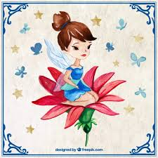 cute fairy birthday wallpapers fairy vectors photos and psd files free download