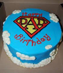 super dad birthday cake cakecentral com