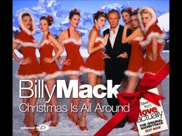 is all around billy mack