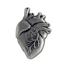 Flag Lapel Pins Bulk Anatomical Heart Lapel Pin Stockpins Com