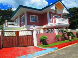 beautiful house and lot with a view and a swimming pool cebu city