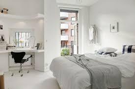 chambre style moderne délicieux deco mur blanc et gris 12 id233e chambre 224 coucher