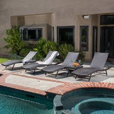 Chaise Lounge Chairs Outdoor Polywood Long Island Recycled Plastic Chaise Lounge Hayneedle