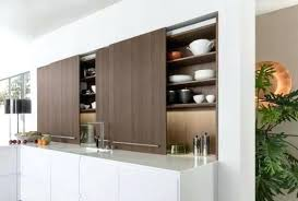 kitchen cabinet door ideas sliding kitchen cabinet doors phaserle com