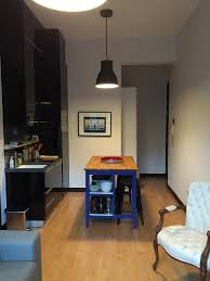 440 Square Feet Apartment 440 Sq Ft Apartment Kitchen Ikea Stenstorp Kitchen Island Hong