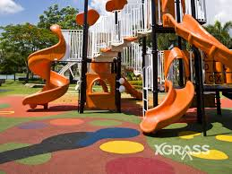 Rubber Mats For Backyard by Commercial Playground Surfaces Rubber U0026 Synthetic Turf Xgrass