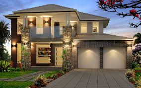 home design builders sydney evoque 40 double level by kurmond homes new home builders