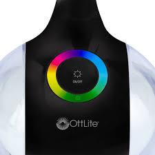 Ottlite Desk Lamp With Colour Base by Ottlite Led Desk Lamp With Color Changing Base Amazon Com